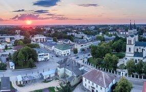 Экскурсия по историческому городу Вилкавишкис.