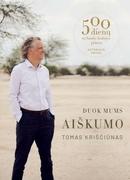 """Kviečiame į Tomo Kriščiūno naujausios knygos """"Duok mums aiškumo"""" pristatymą"""