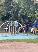 Die Gemeinde Little Būdežeris hat das Projekt umgesetzt