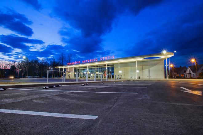 Vilkaviškio autobusų stotis