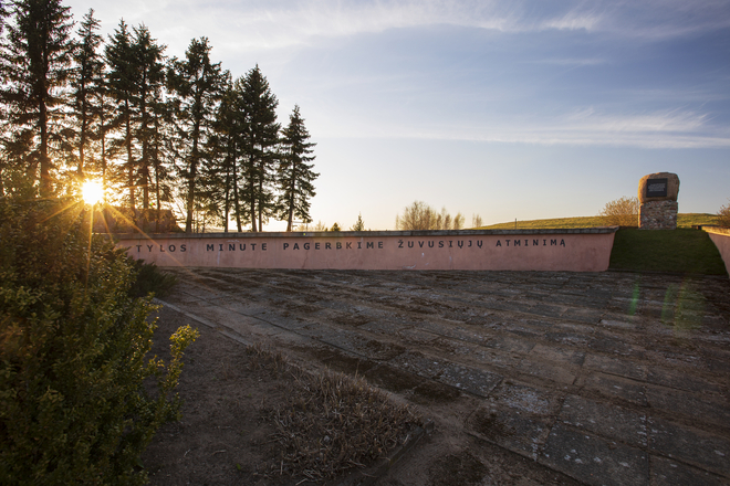 Vilkaviškio rajono holokausto atminimo vietos