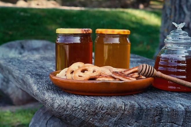 Rasa Vilkaitienė's apiary