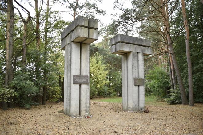 Holokausto vieta Virbalyje