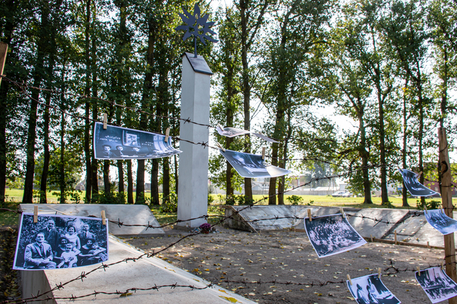 Holokausto vieta Vilkaviškio mieste