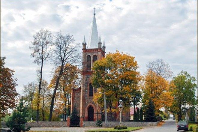Гижу ул. Церковь Антанаса Падувиетиса