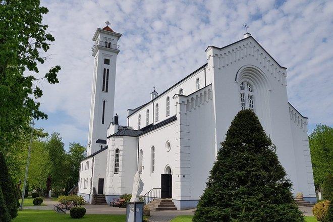 Кибартайская церковь Спасителя Евхаристического