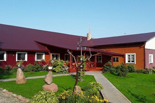Mockabūdžiai Freizeit- und Unterhaltungskomplex