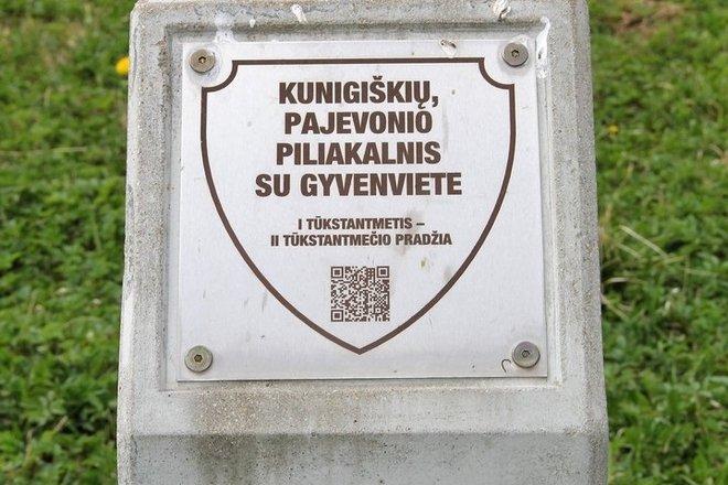 Kopiec Pajevonis (Kunigiškės)