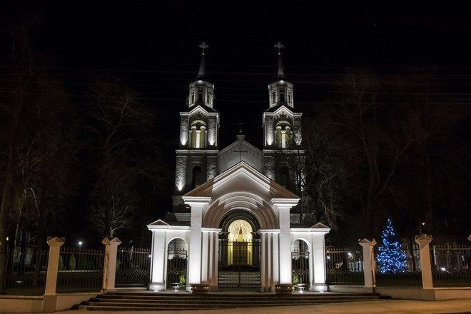 Kościoły – spokój ducha i historia