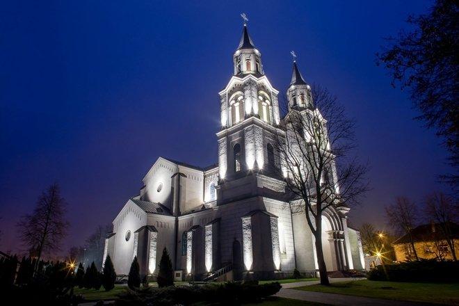 Vilkaviškio Švč. Mergelės Marijos apsilankymo katedra
